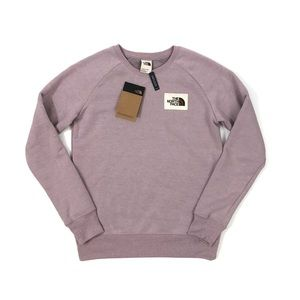 The NorthFace  Heritage Crew Pullover Sweatshirt